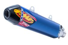 HUSKY FE 450 17-19 F4.1 RCT TI CARBON FMF 045586 FACTORY SILENCER CARBON END CAP